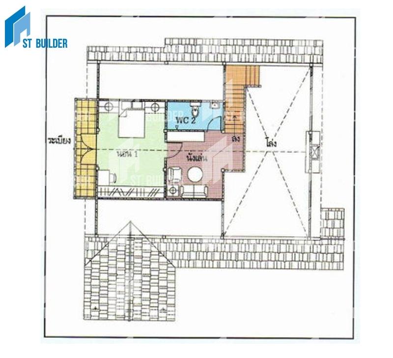 STR-153 Floor Plan 2
