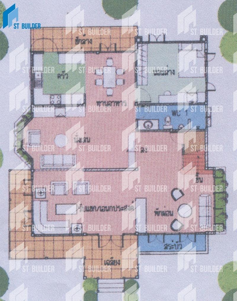 STR-157 Floor Plan 1