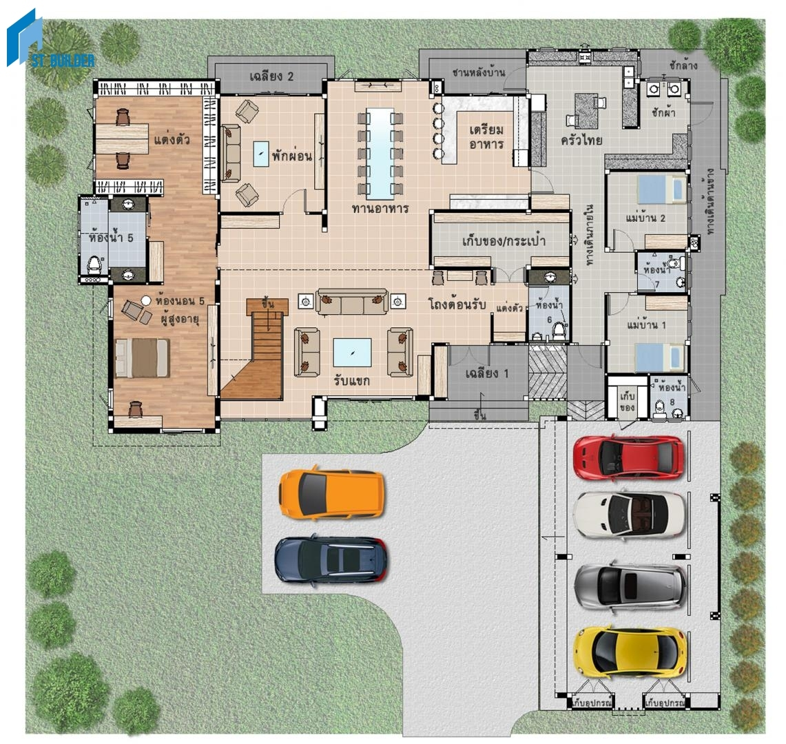 STC-205-Floor plan 1